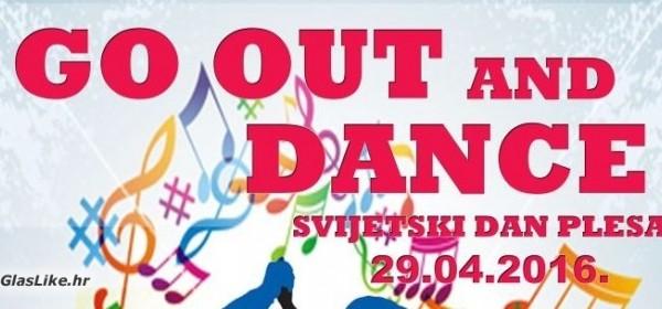 Obilježavanje svjetskog dana plesa