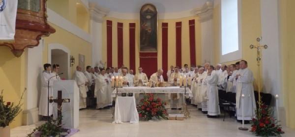Sv. Misa posvete sv. ulja u Gospićkoj katedrali