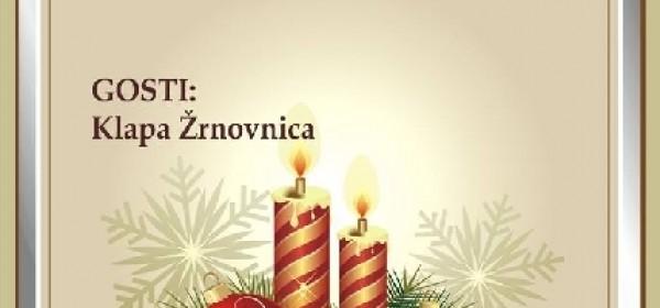 Božićni koncert Puhačkog orkestra Gospića