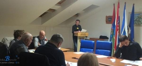 Održana 25. sjednica Gradskog vijeća Senja