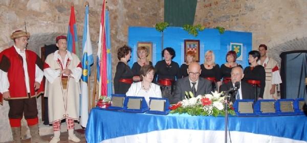 Održana svečana sjednica Gradskog vijeća na tvrđavi Nehaj u sklopu proslave Dana Grada Senja