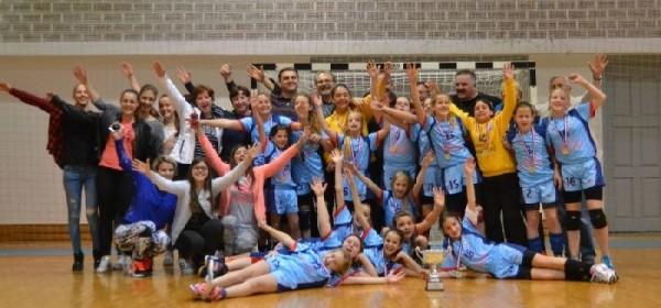 Održan turnir SENIA CUP 2016 za djevojčice rođene 2004. godine i mlađe.