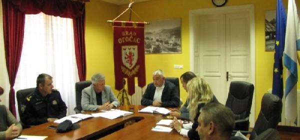 Sjednica Vijeća za prevenciju Grada Otočca