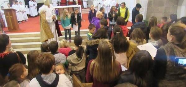 Sveti Nikola posjetio i Senj