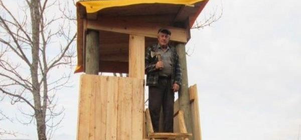 """Lovačka udruga """"Ravna Gora"""" iz Sinca dobila novi lovno-tehnički objekt"""