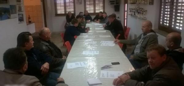 Izborna Skupština gospićkih ribiča