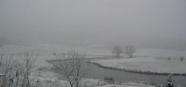 Gacku zabijelio prvi snijeg