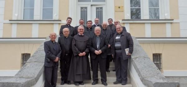 Ređenje novog biskupa o.Križića 25.svibnja u Gospiću