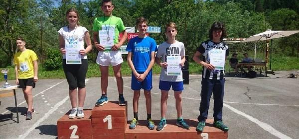 Dragan Štakić osvojio 1.mjesto u krosu u Brodu na Kupi