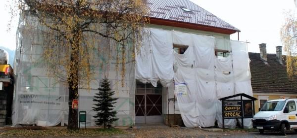 Obnova zgrade Šumarije