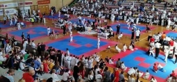"""Taekwondo Brinje na turniru """"Croatia Karlovac Open 2016."""""""