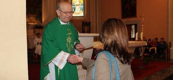 Uručeni certifikati Tečaja vjere
