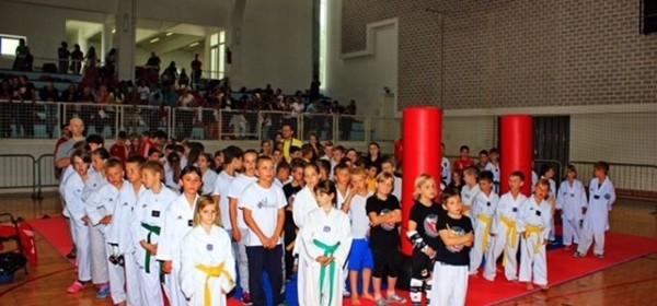 Taekwondo Brinje turniru 17.Senjskim vitezovima