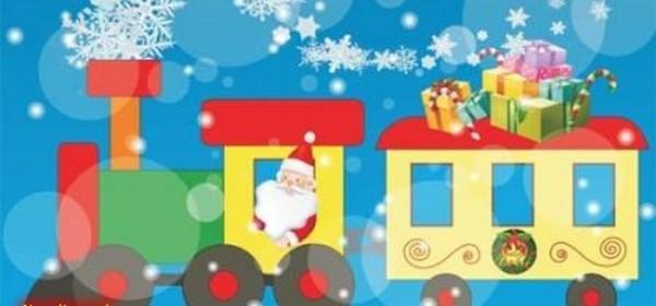 Od danas vozi božićni vlakić u Novalji