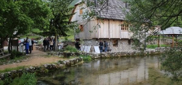 Izložba o fenomenu mlinarenja na Gacki