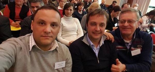 I Novaljci na saboru HSLS-a u Zagrebu