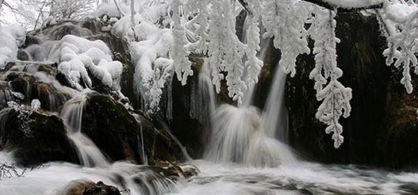 Božićni koncert na Plitvičkim jezerima