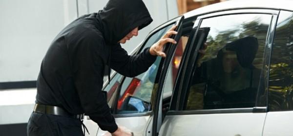 Krađe iz automobila