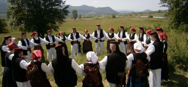 Gačani na smotri folklora u Zagrebu