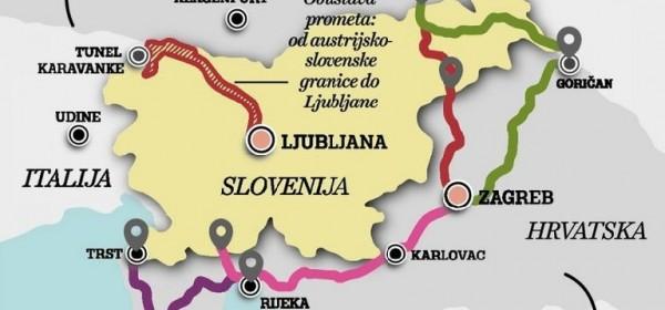 30. srpnja - posebna regulacija prometa u Sloveniji