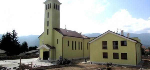Uskoro posveta lapačke katoličke crkve
