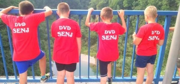 Djeca - muški DVD - a Senj prva u Klani