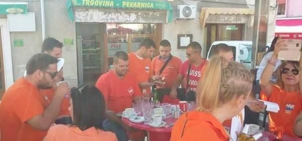 Mladi HNS - Senj nastavili ljetnju kampanju
