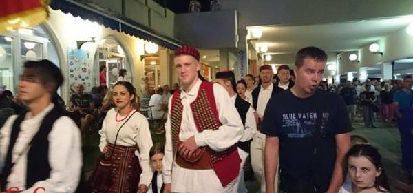 FD Otočac nastupio u odabranu društvu na 9. Večeri hrvatskoga folklora u Neumu