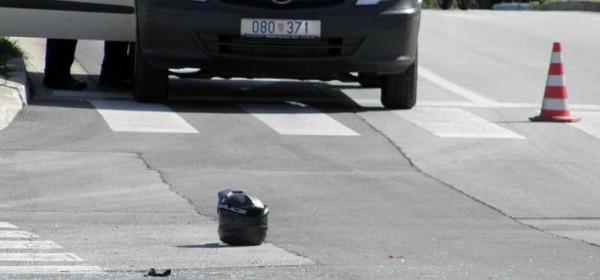 Teža i lakše prometne nesreće