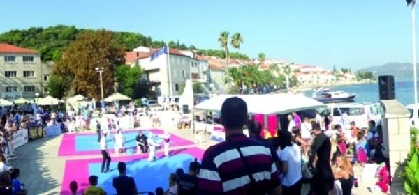 Tkd Gacka zablistao i u Korčuli