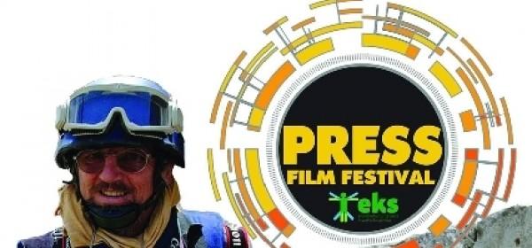 Press film festival - gostovanje u KIC-u Gospić