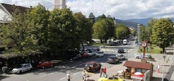 XVI. Oldtimer auto rally u Gackoj