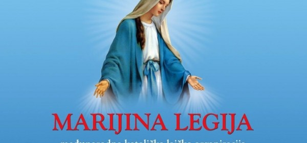 1. listopada - Marijina legija na Udbini