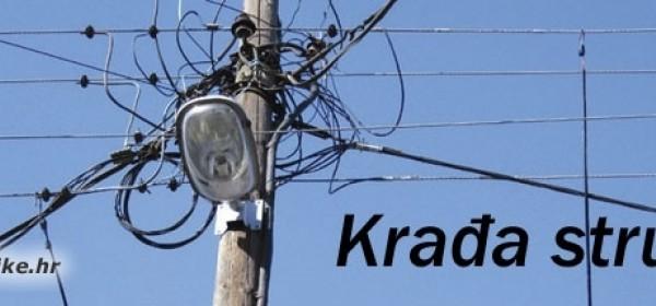 Krali struju