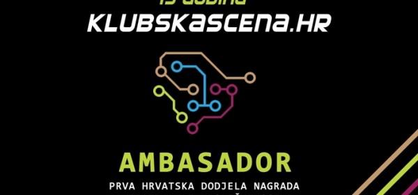 Prva hrvatska dodjela nagrada akterima elektroničke glazbe