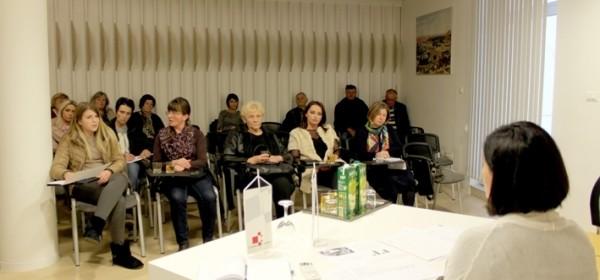 Strukovna skupina obiteljskog smještaja Gacka - dani konkretni prijedlozi