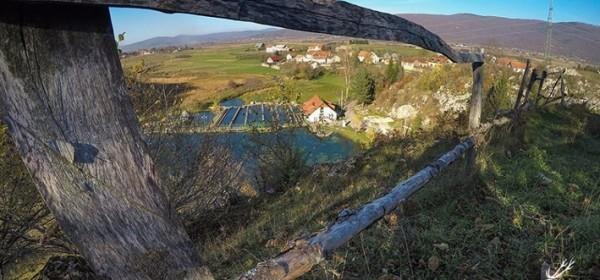 Uzgoj bjelonoga raka za rijeku - Krbavu