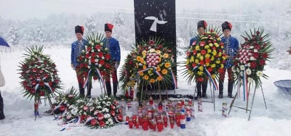 Sjećanje na jučerašnji dan kada je prije 25 godina spaljeno Saborsko