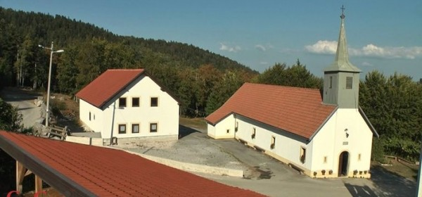 Uređenje kapele i svetišta MB Krasnarske