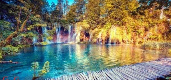 Lonely Planet o Nacionalnomu parku Plitvička jezera