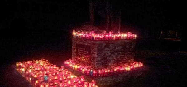 Svijeće za Vukovar u Korenici