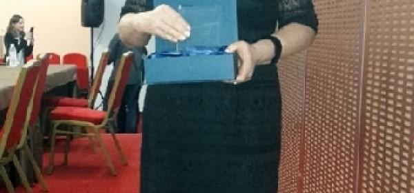 Sinoć dodijeljene nagrade HRO-u i Ruži Orešković