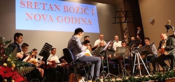 Koncert Tamburaškog orkestra GPOU-a