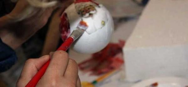 Dječja radionica za izradu božićnih ukrasa