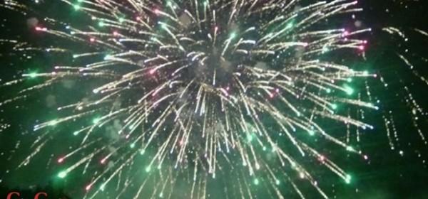 Ispraćaj Stare i dolazak Nove godine u Korenici