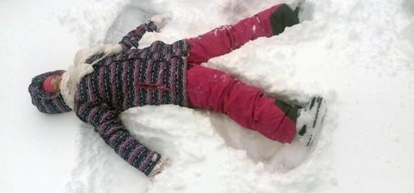 Vrijeme je od slikanja - u snijegu