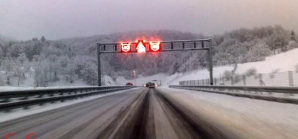 Stanje na cestama u Ličko-senjskoj županiji