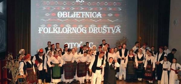 Otočki folkloraši na Dobro jutro Hrvatska