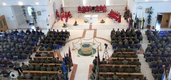U nedjelju vojno hodočašće na Udbini