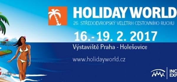 Sudjelovanje na turističkom sajmu Holiday World u Pragu